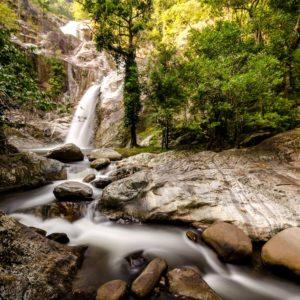 Waterfall In Usa Wallpaper NA_3062