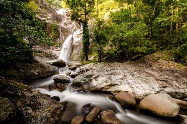 Waterfall In Usa Wallpaper