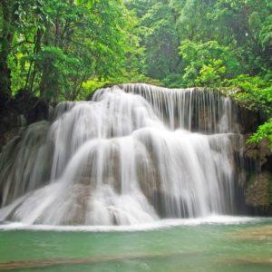 Huay Mae Waterfall Wallpaper
