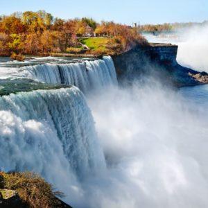 American Niagara Falls Wallpaper