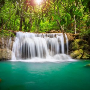 Thailand Waterfall Wallpaper